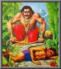भीम की कथा महाभारत से। Story of Bhim from mahabharat.