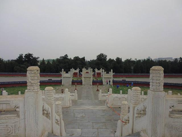 Altar Circular o Altar del Cielo (Templo del Cielo) (Beijing) (@mibaulviajero)