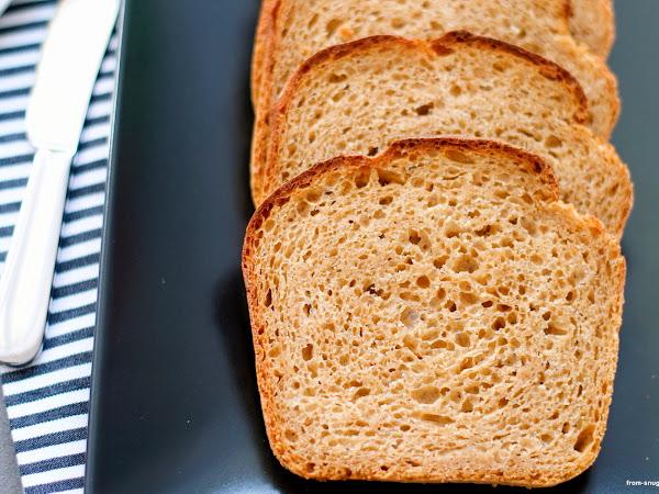 [Werbung] schnell und einfach gemacht - No Knead Bread mit Malzbier