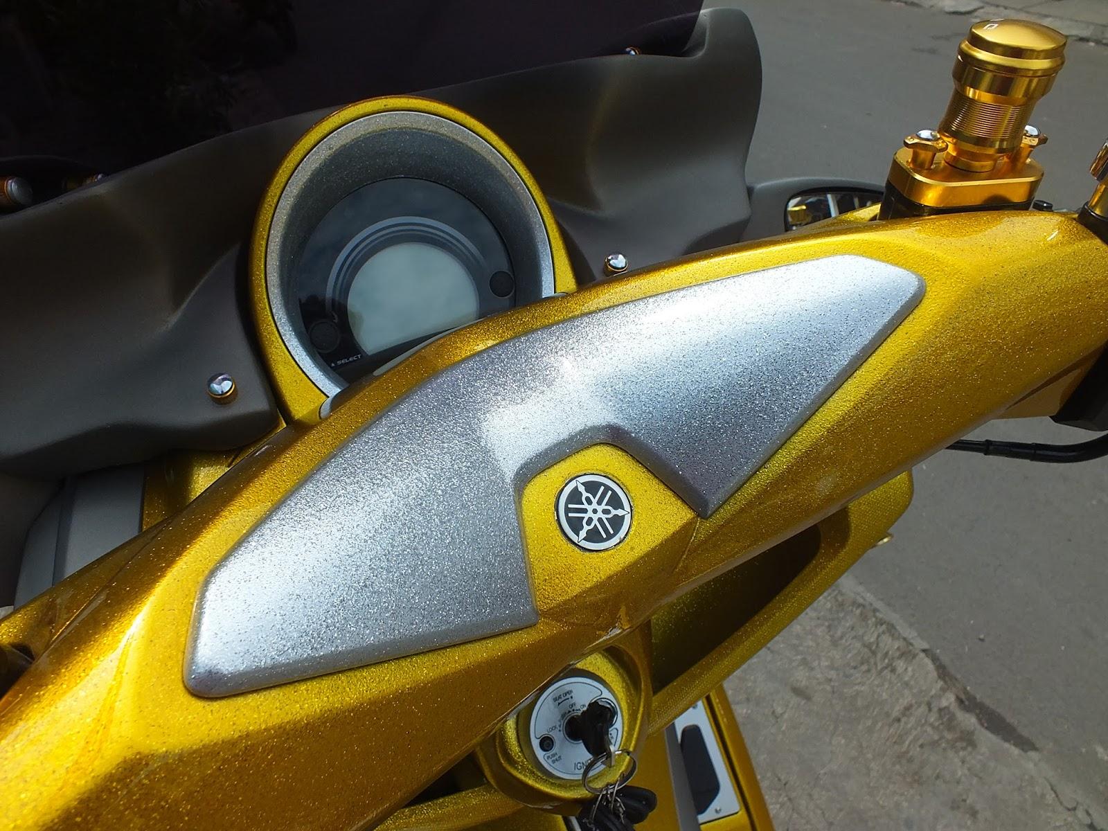 Ngecat MOTOR: YAMAHA NMAX CUSTOM CAT Property of Mr ...