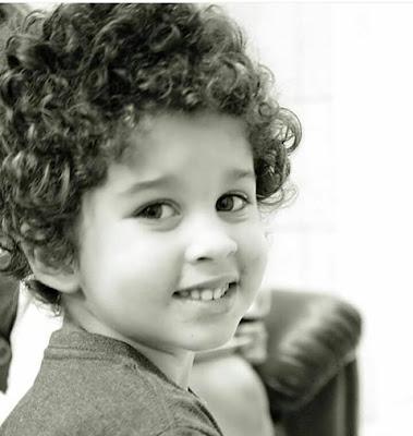 assumindo os cachinhos empoderamento infantil