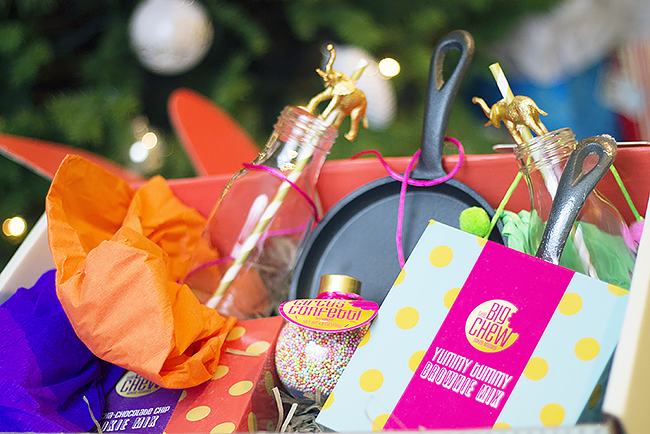 Sweet Circus Skillet Gift Box from Thoughtfully