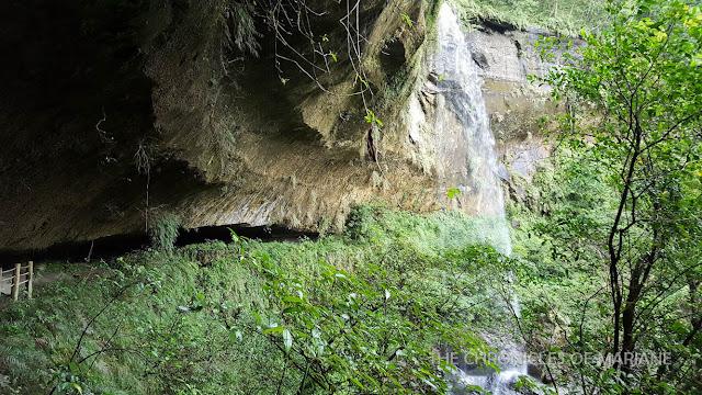 Motian Waterfall sandiaoling