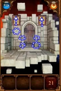 100 Doors Parallel Worlds Level 21 22 23