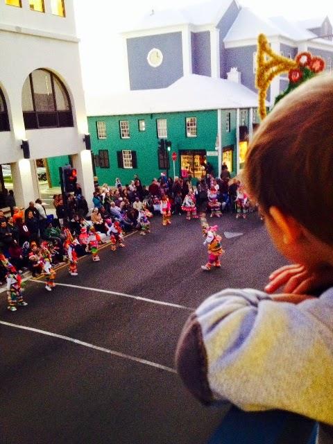 Bermuda Santa Claus Parade