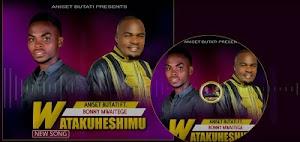 Download Audio | Aniset Butati Ft Bonny Mwaitege - Watakuheshimu