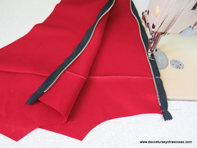 tip para coser cremalleras a la vista