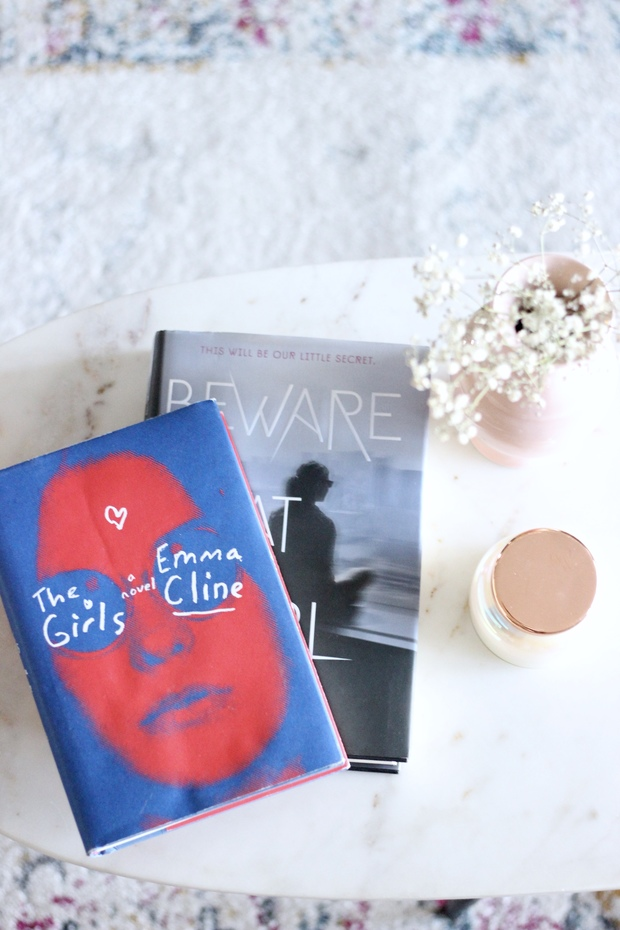 The Girls by Emma Cline vs Beware that Girl by Theresa Totten