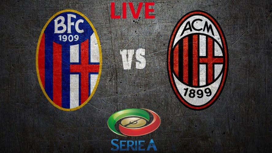 DIRETTA Bologna Milan Streaming Rojadirecta Sky | Calcio Serie A Oggi 18 12 2018.