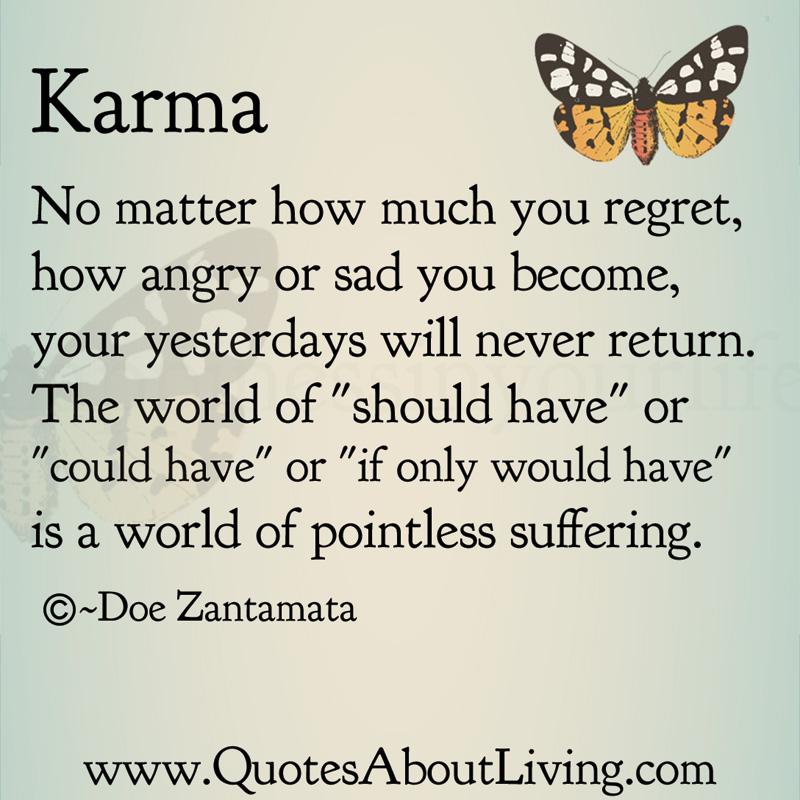 NC's Blog: What Is Karma?