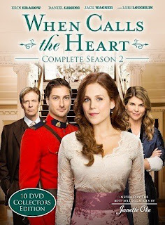 When Calls the Heart Complete Season 2 10 Disc Box Set cover