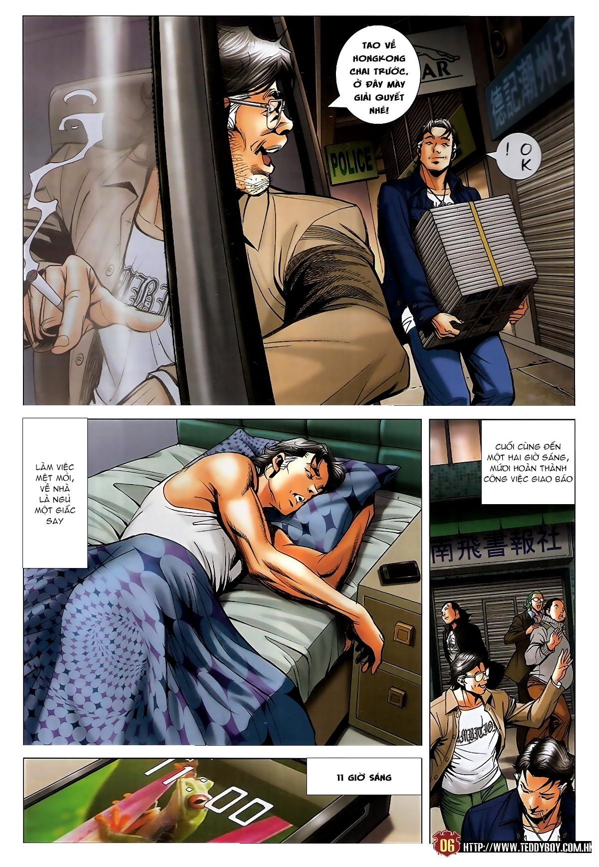 Người Trong Giang Hồ - Chapter 1575: Thổ Cộng hoành hành - Pic 5