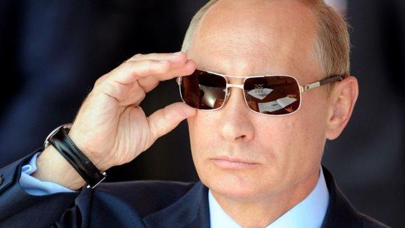Ο μεγαλύτερος ηγέτης του 20 αιώνα Βλαντιμίρ Πούτιν στην Αθήνα την Παρασκευή και το Σάββατο.