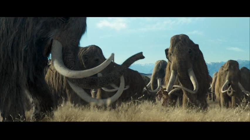 Rev  Ron's Movie Reviews: 10,000 BC
