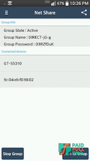 NetShare-no-root-tethering - WiFi Hotspot latest pro apk download