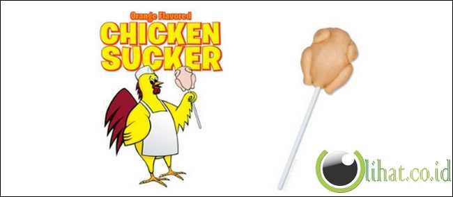 Permen Ayam Jeruk