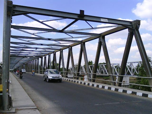 Jembatan Bengawan Solo Cepu