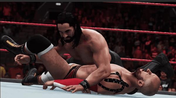 تحميل لعبة المصارعة 2018