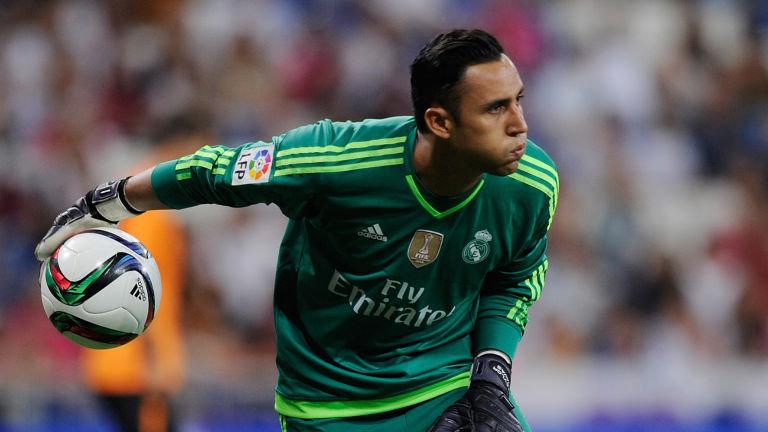 Navas Tidak Sekalipun Kehilangan Semangat di Real Madrid