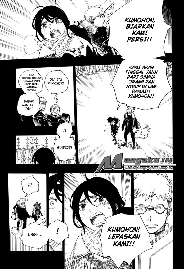 Ao no Exorcist Chapter 108-12