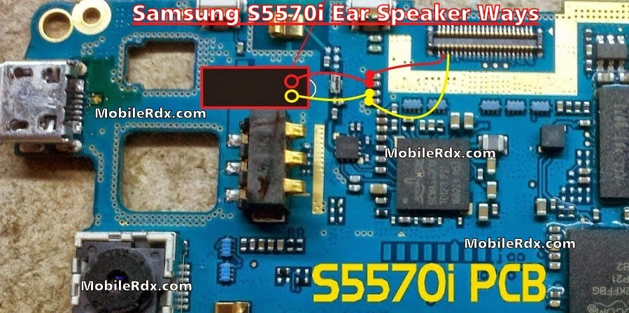 Samsung Gt S5360 Charging Ic Jumper