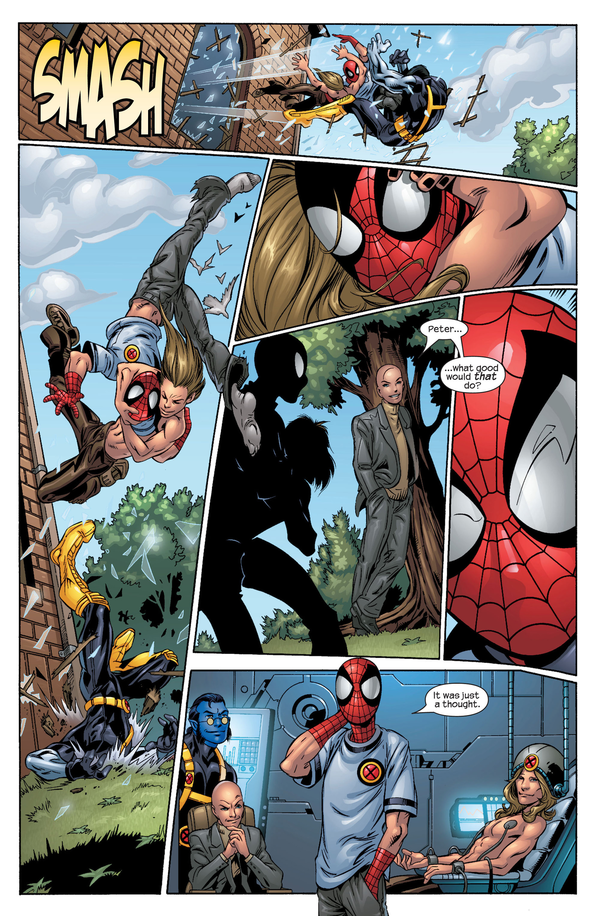 Read online Ultimate Spider-Man (2000) comic -  Issue #44 - 20