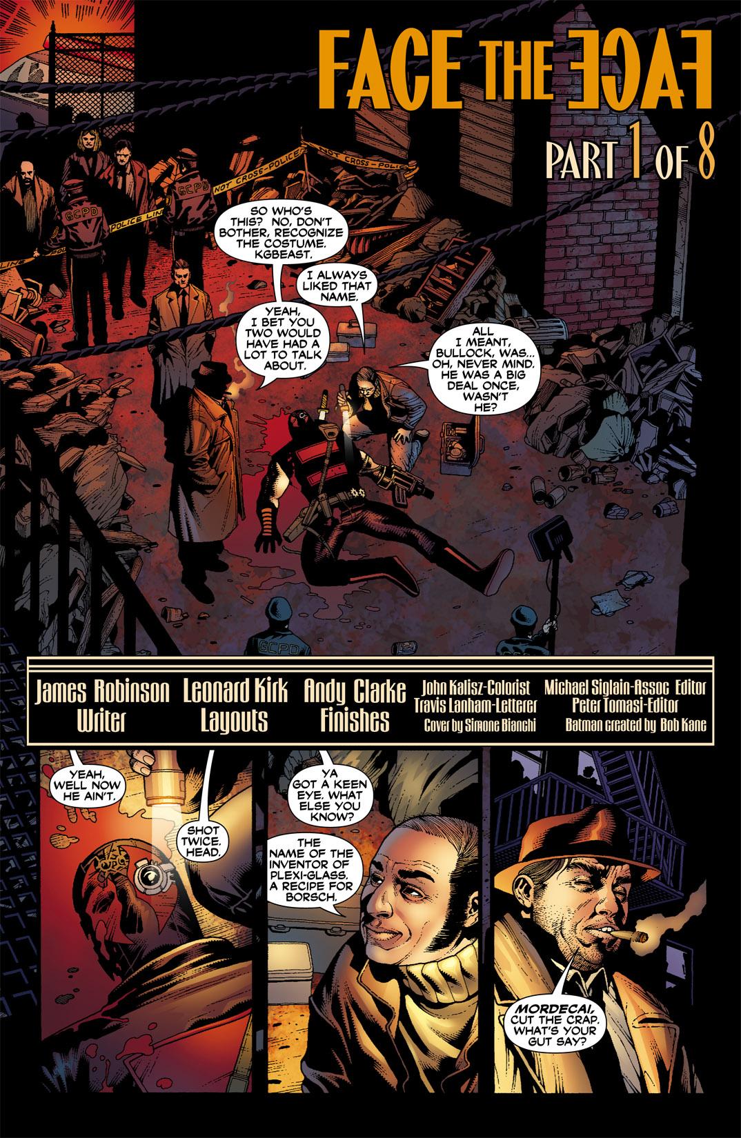 Detective Comics (1937) 817 Page 5