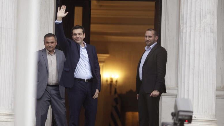 Αυτή είναι η σύνθεση της νέας κυβέρνησης του ΣΥΡΙΖΑ