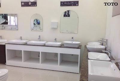 Xem mức giá thiết bị phòng tắm TOTO Nhật 100% chính hãng ở Cửa hàng hita.com.vn