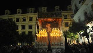 Horarios e Itinerarios de la coronación de la Virgen de la Victoria