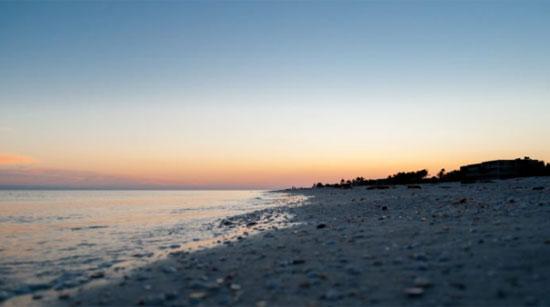 Pulau Sanibel Florida.  Gambar dari FreeportSeascapes / Shutterstock