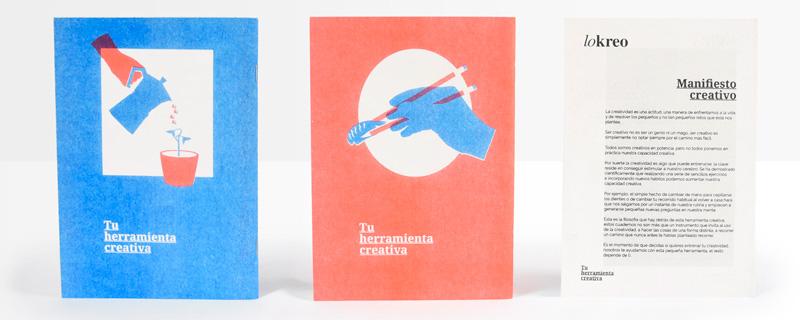 Cuadernos para entrenar tu creatividad