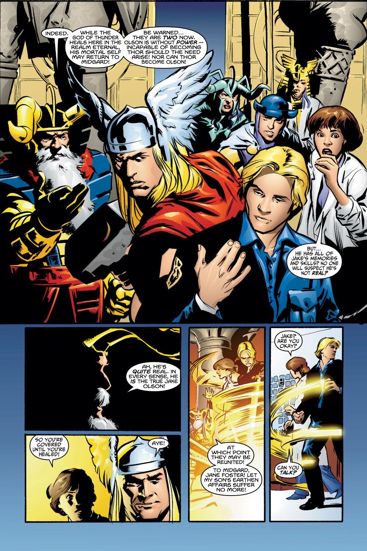 Thor (1998) Issue #39 #40 - English 17