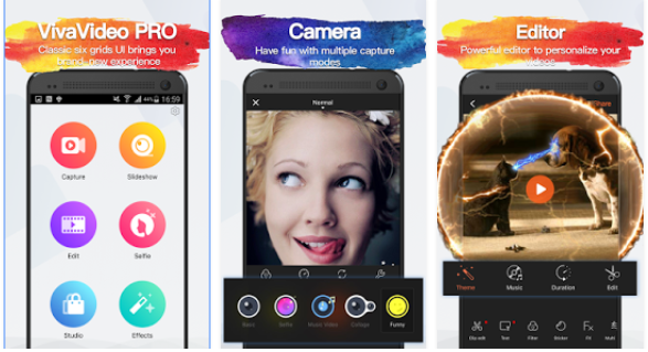 VivaVideo Pro Free Download-www.missingapk.com