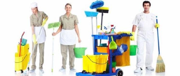 Empresa de grande porte do ramo de Limpeza contrata Auxiliar de Serviços Gerais no RJ