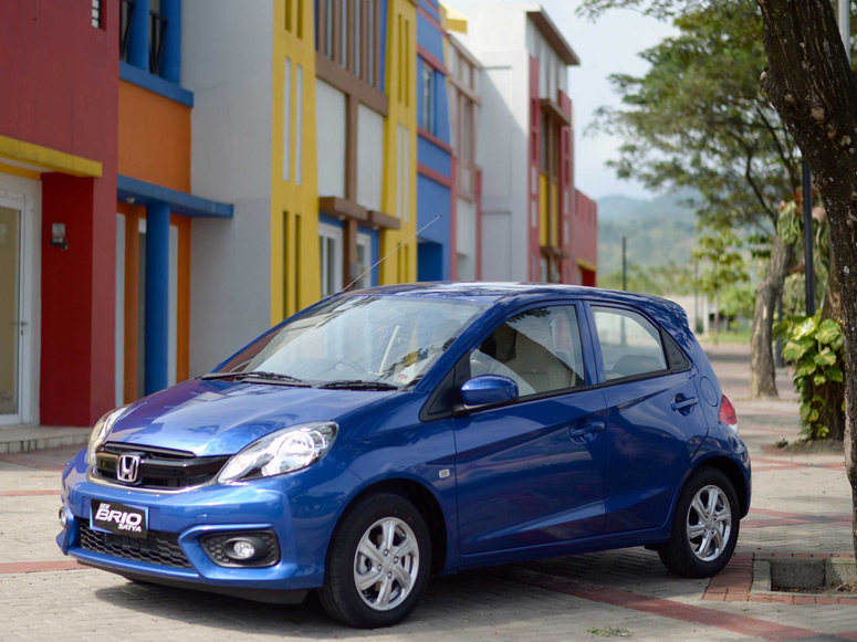4 Mobil Honda Memimpin Pasar Otomotif Di Kelasnya Pada Bulan Mei 2016