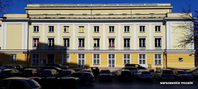 Warszawa Warsaw Targówek teatry warszawskie
