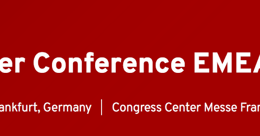 Tips for Attending the Red Hat Partner Conference EMEA