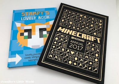 Some Christmas gift ideas for a Minecraft fan