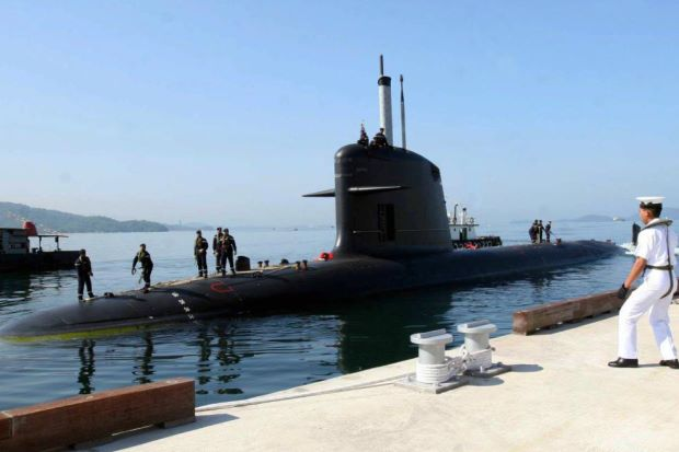 Defense Studies Boustead Dcns Naval Corp Awarded Submarine Refit Contract
