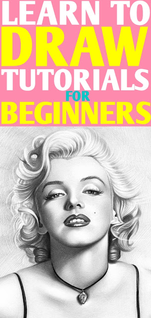 Learn to Draw Tutorials for Beginners!
