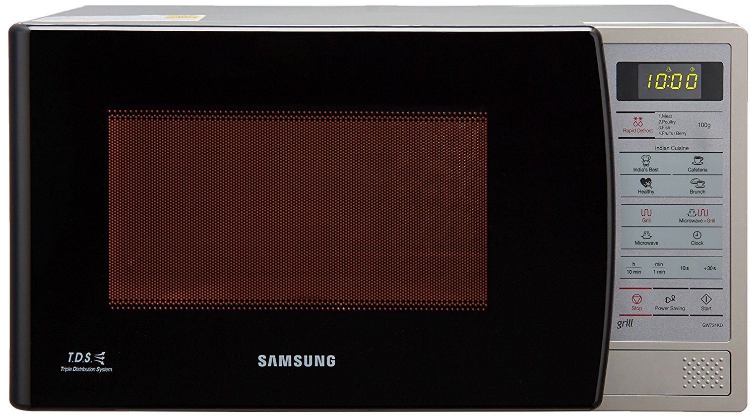 Samsung Gw731kd S Xtl Grill Microwave Oven