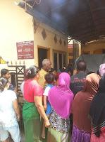 Kades Keluhkan Minimnya Pasokan Minyak Tanah di Desa Timu