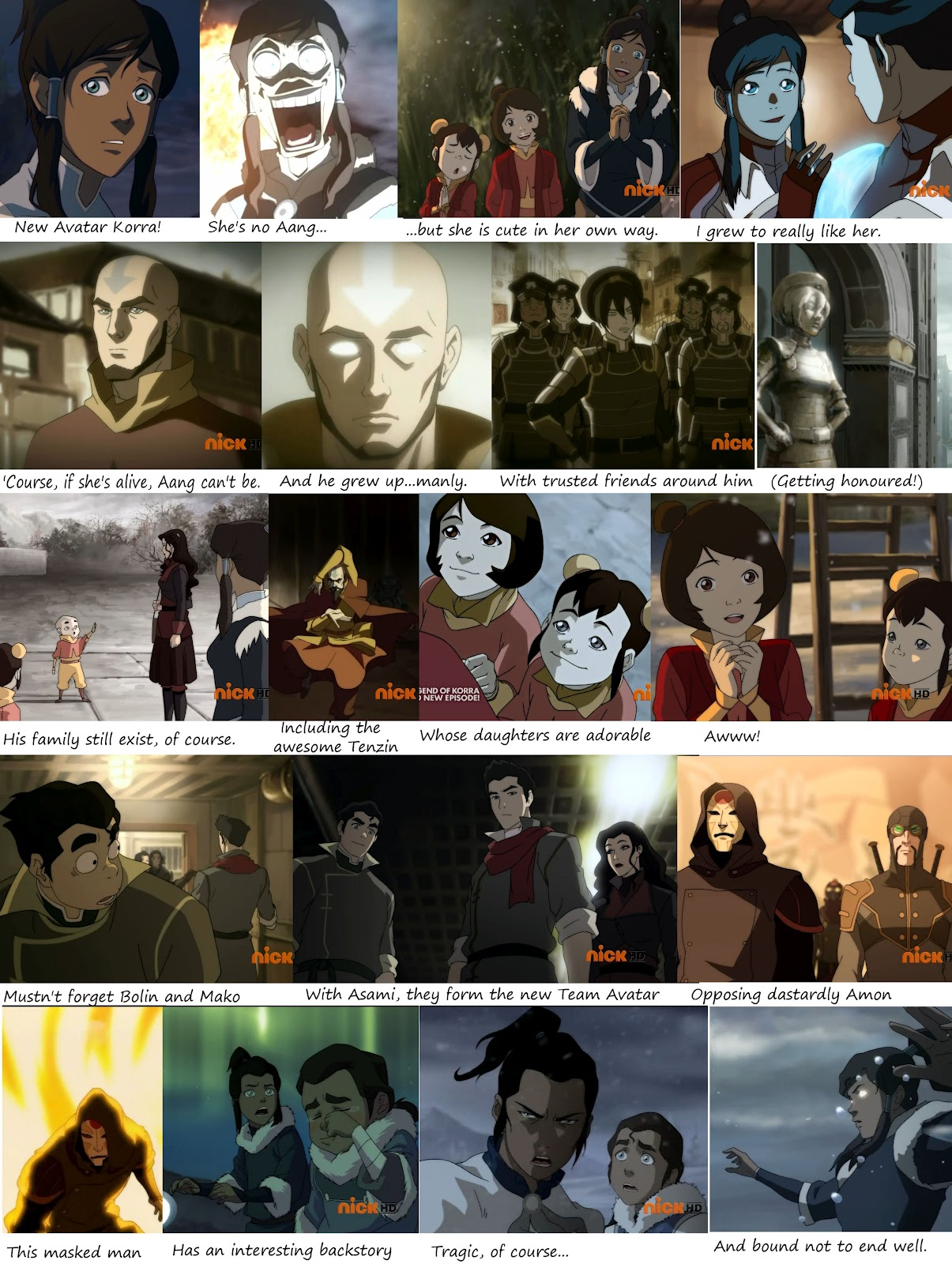 🔥 The Legend of Korra Season 1 Complete 480p/720p Download