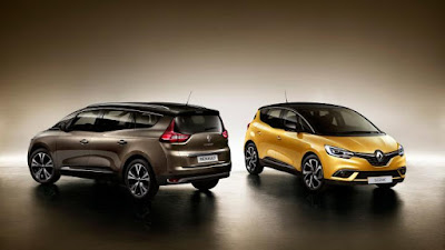 2017 Renault Grand Scenic MPV  Images