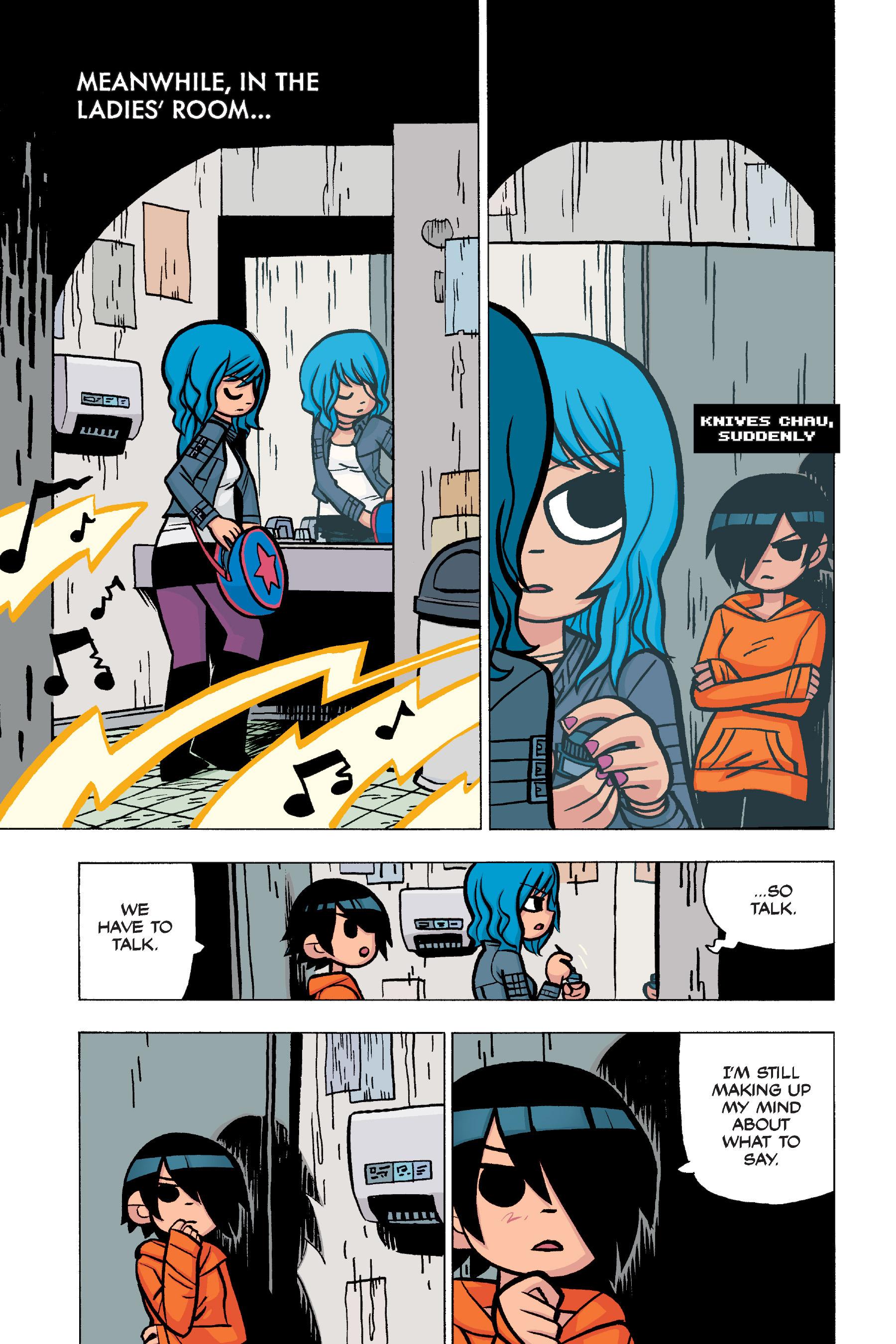 Read online Scott Pilgrim comic -  Issue #5 - 50