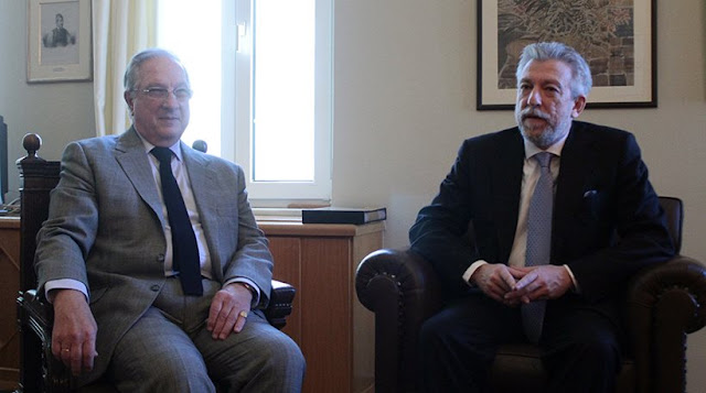 Κορυφώνεται η αντιπαράθεση Πρόεδρος του ΣτΕ: Καταγγέλλω Κοντονή για «ωμή» παρέμβαση στη Δικαιοσύνη