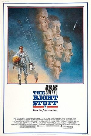 Filme Os Eleitos - Onde o Futuro Começa 1983 Torrent