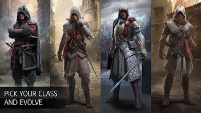 Play now the first ACTION RPG game of the acclaimed ASSASSIN Assassin's Creed Identity v2.5.4 Full Apk + Data