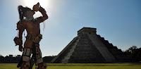 zona arqueológica de Chichen Itza, Yucatán